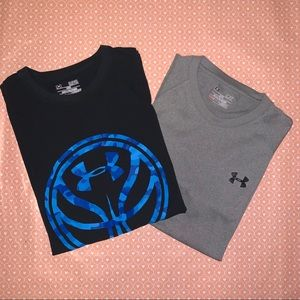 Bundle of Under Armour Men's Small T-Shirts